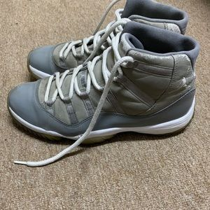 Cool Grey 11s